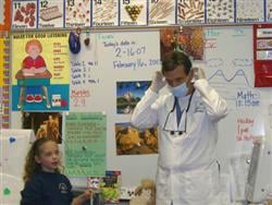 Elementary School Visit - Broward and Boca Raton Dentist