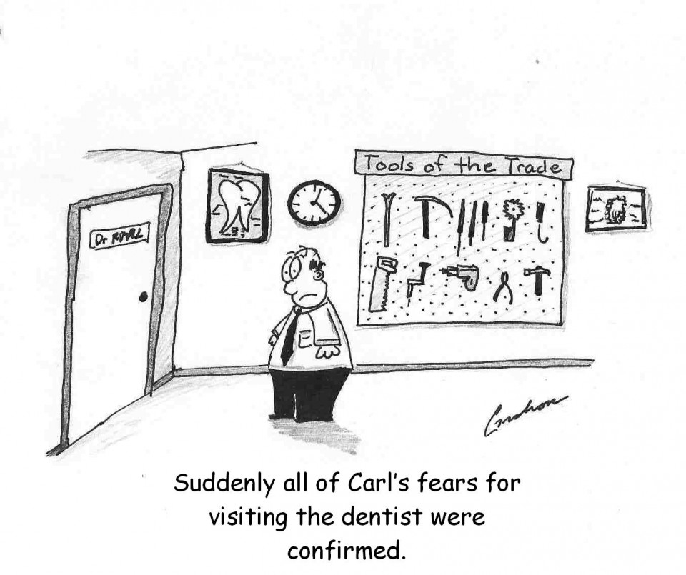 Here are some funny dental jokes to make you smile