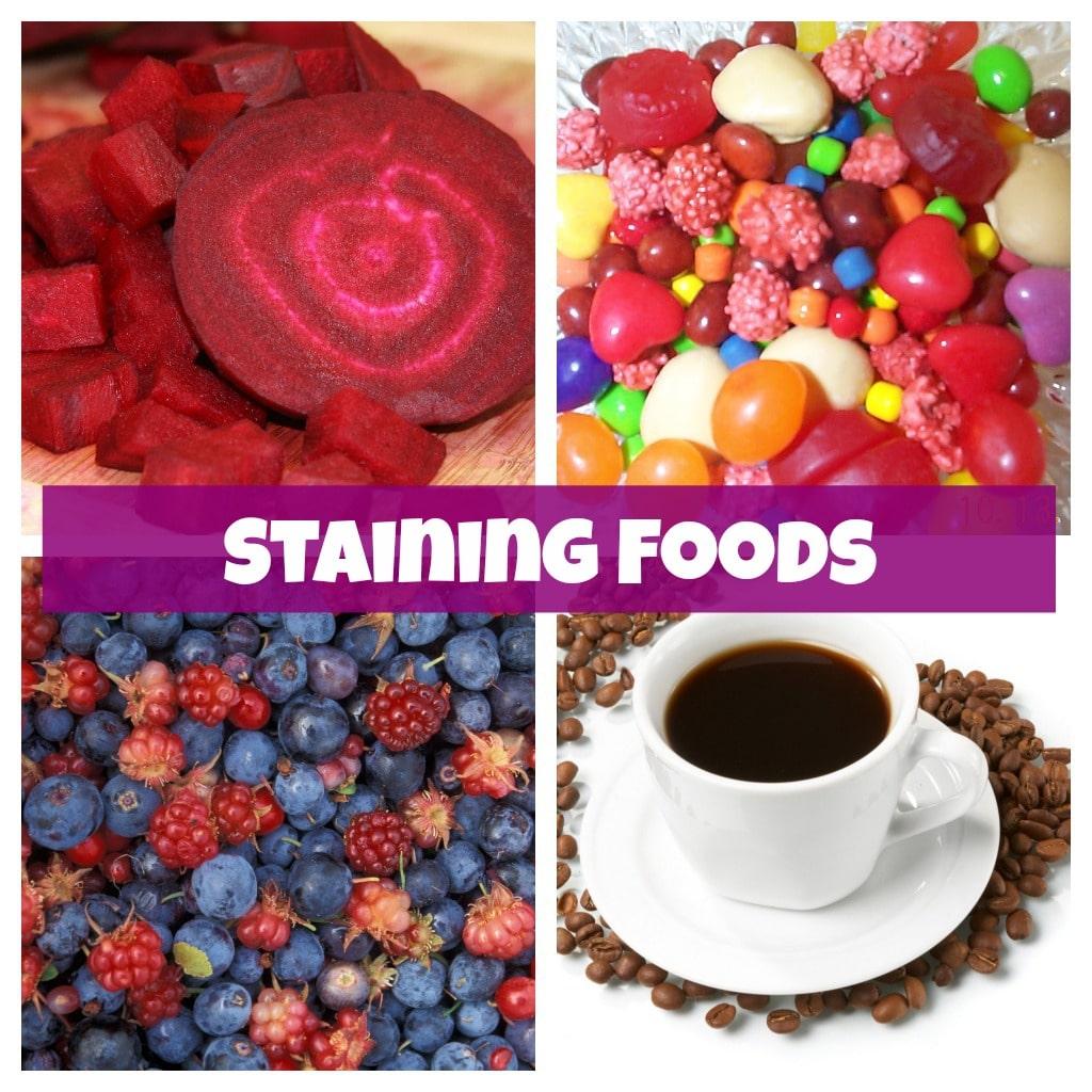 Teeth staining: Top 10 things to avoid