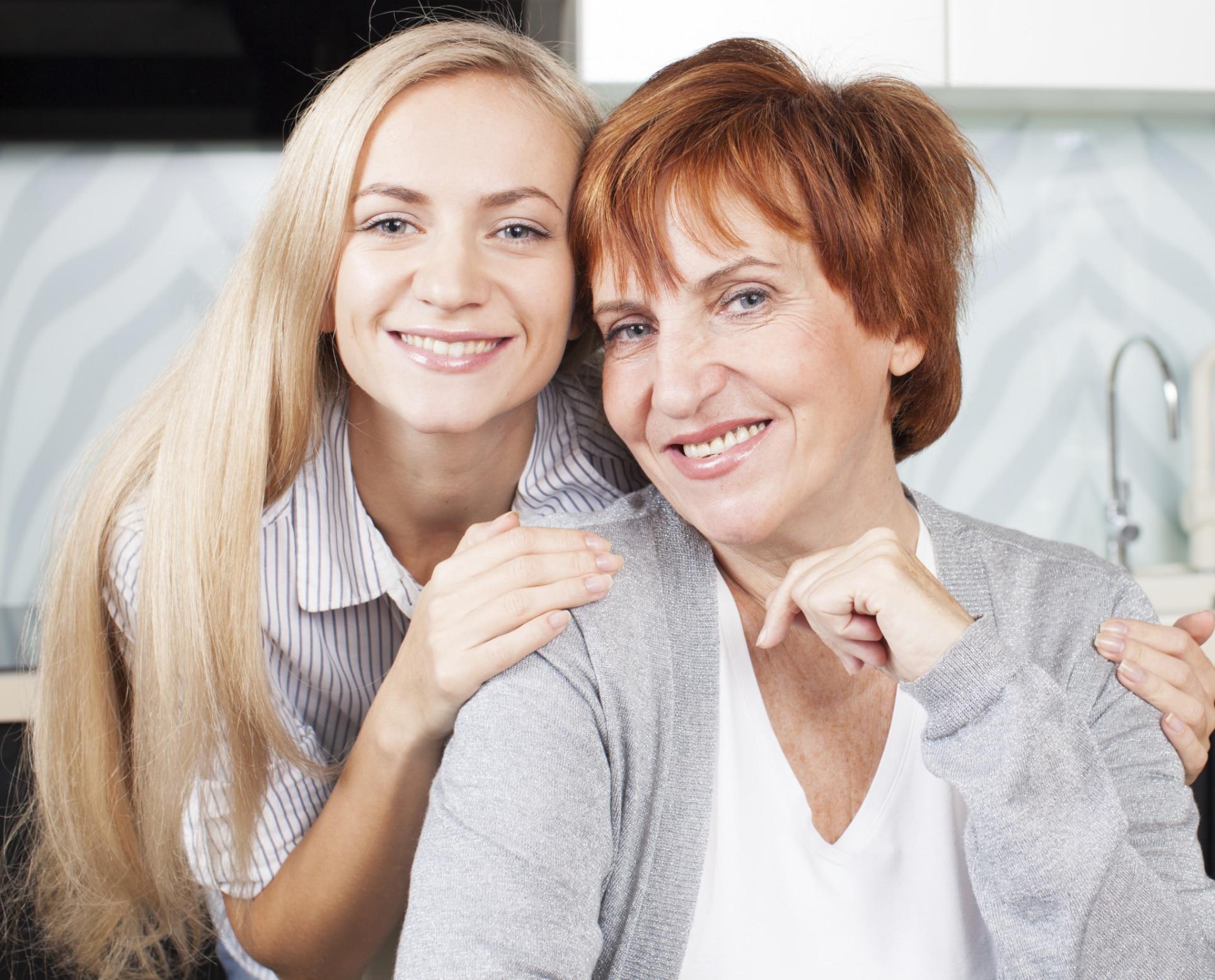Enjoy life again with dental implants!