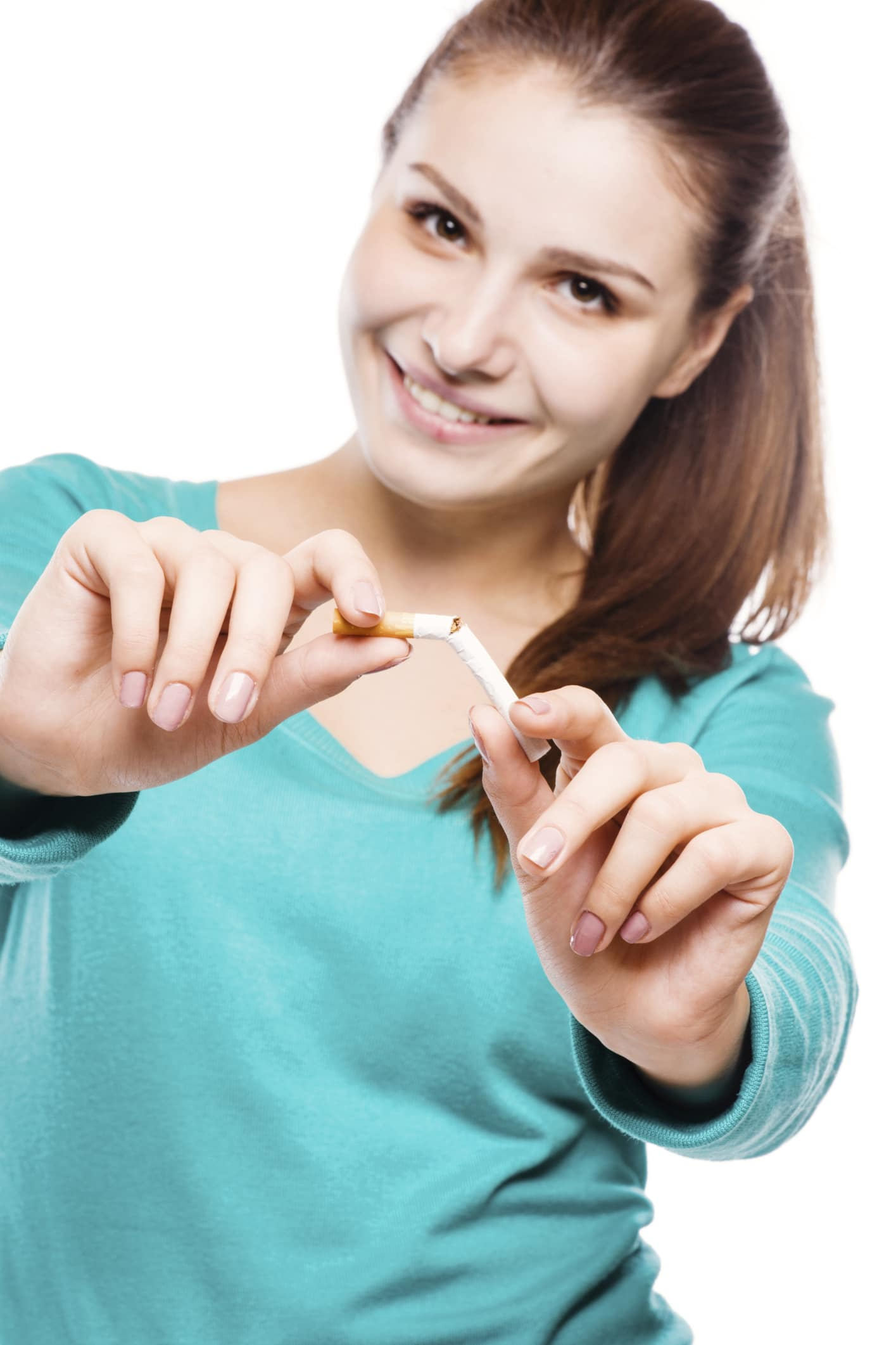Restore your natural smile after quitting smoking